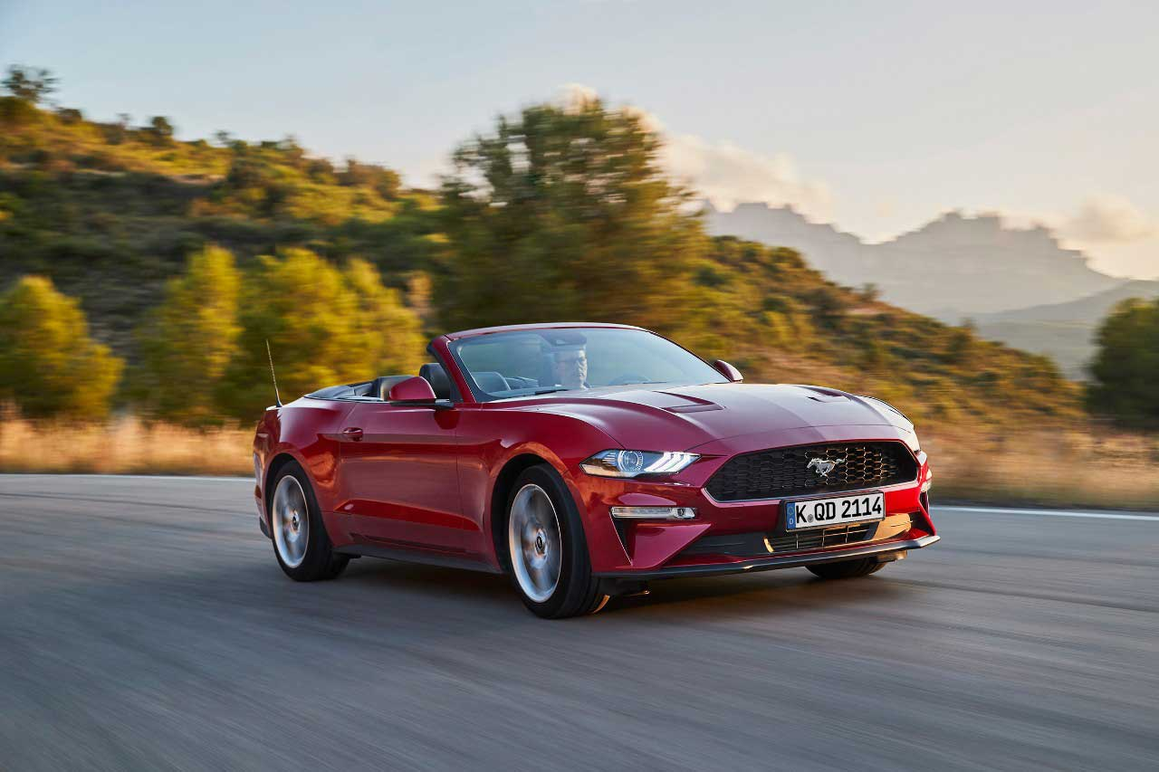 Ford Mustang - Autohaus Hommel Suhl